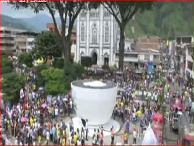 فنجان قهوة يدخل كولومبيا موسوعة جينيس