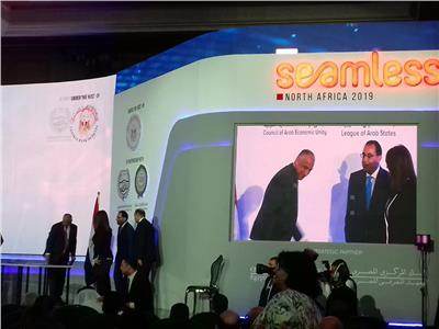 خلال مؤتمر سيملس شمال أفريقيا 2019