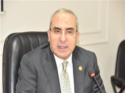 رئيس مجلس إدارة الهيئة المصرية للتدريب الأطباء، د.ياسر سليمان