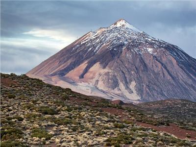 صورة البركان