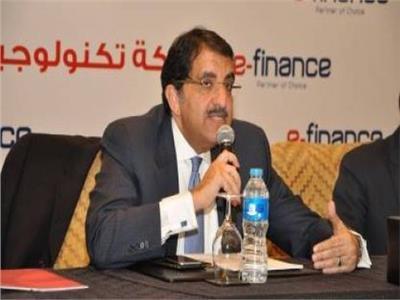 إبراهيم سرحان رئيس مجلس الإدارة والعضو المنتدب لشركة إي فاينانس