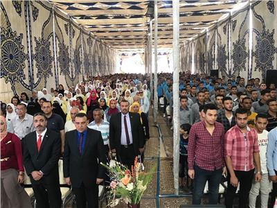 """"""" مصر تتحرك نحو الريادة """" بالمعهد الفني للعلوم والتكنولوجيا بالإسكندرية"""
