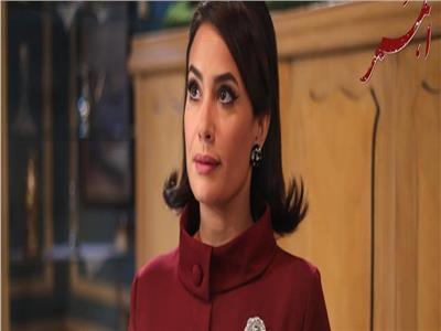 """هند صبري في مشهد من فيلم """"الممر"""""""