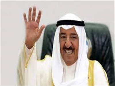 أمير الكويت والرئيس العراقي يبحثان التطورات على الساحتين الإقليمية والدولية