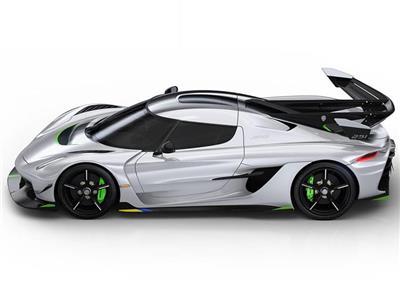 السيارة الهابير كار الخارقة « Jesko الجديدة»