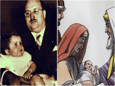 رضيع سبق أحمد فؤاد إلى حكم مصر