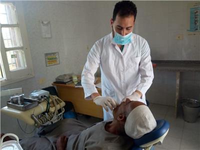 تعالج  3617 مريض بقرى كفر الدوار وأبو حمص بالبحيرة