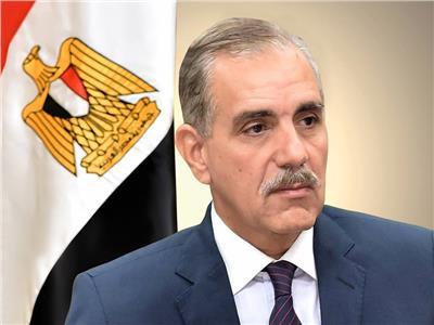 """محافظ أسيوط ينعى البطل النقيب """" مصطفى عثمان """" شهيد كمين العريش"""