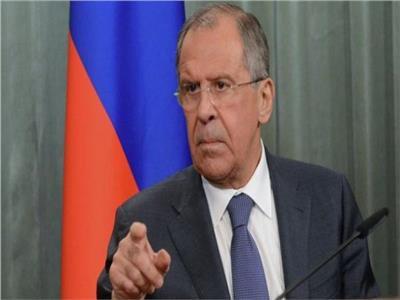 سيرجي لافروف وزير الخارجية الروسي