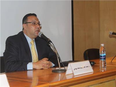 الدكتور محمد عبدالرحيم البيومي