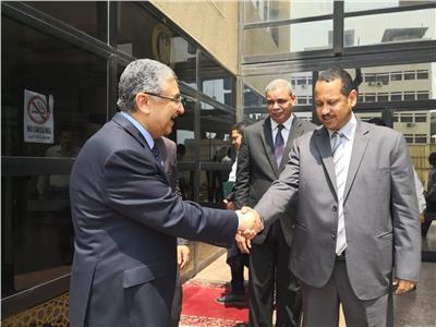 مصر والسودان يبحثان استكمال الربط الكهربائي بين البلدين