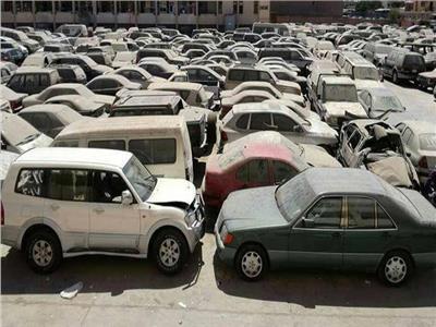 ساحة جمارك مطار القاهرة