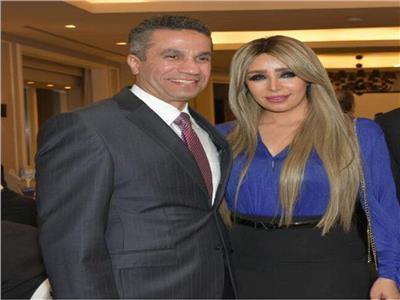 العميد محمد سمير وإيمان أبو طالب