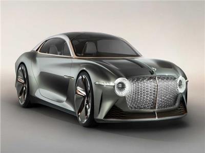 سيارة بنتلي طراز « EXP 100 GT »
