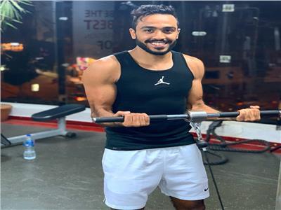 اللاعب محمود عبد المنعم كهربا