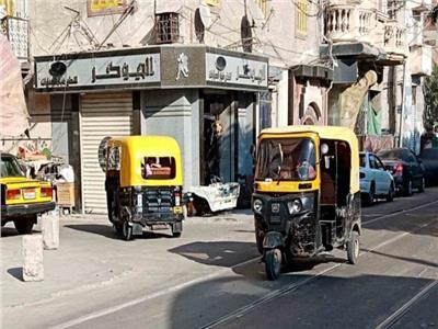 طارق الرفاعي: تحديد تعريفة «التوك توك» بعد تحريك أسعار الوقود