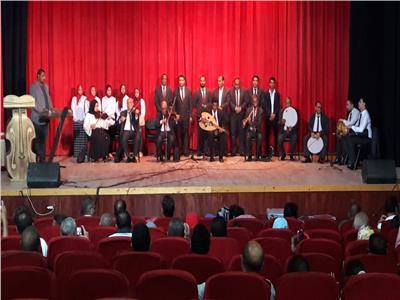نادى الادب بسوهاج يكرم الفائزين بجائزة الدكتور محمد هندى