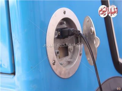 طريقة شحن السيارة الكهربائية