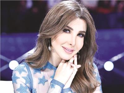 المطربة اللبنانية نانسى عجرم