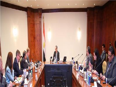 خلال لقاء قيادات الاتصالات و أعضاء غرفة التجارة الأمريكية بواشنطن
