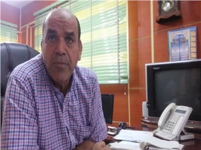 رجب النقيدى رئيس مركز منوف بمحافظة المنوفيه