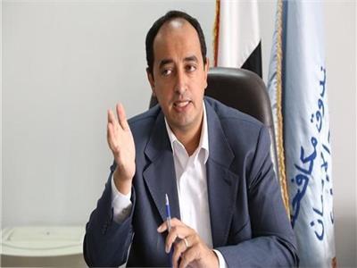 عمرو عثمان مساعد وزيرة التضامن الاجتماعي مدير صندوق مكافحة وعلاج الإدمان والتعاطي