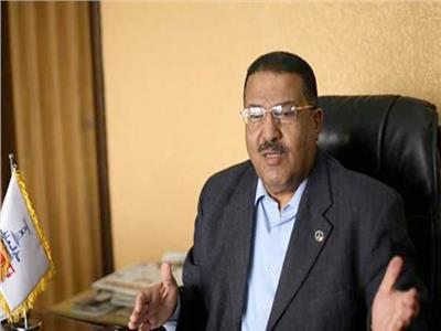 رئيس اتحاد الناشرين سعيد عبده