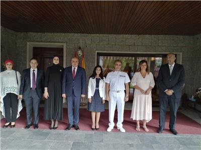 السفير المصري فى مدريد يحفتفل بمناسبة ذكرى ثورة 23 يوليو المجيدة