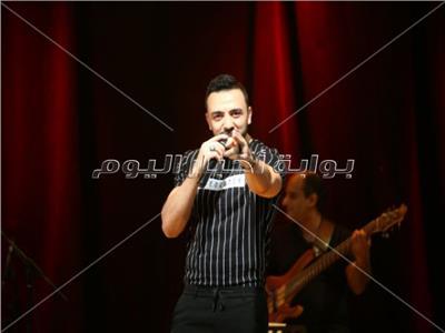 عماد كمال خلال الحفل