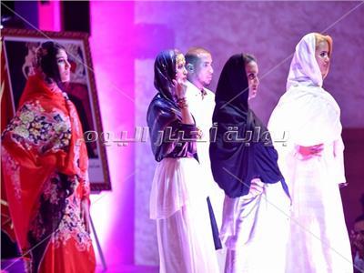 بدء حفل ختام المهرجان العالمي للقفطان بمدينة الداخلة المغربية