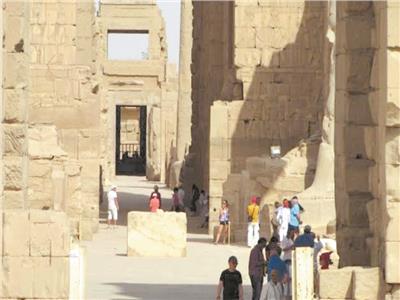 المعالم الأثرية تلفت الأنظار فى الدول الكبرى