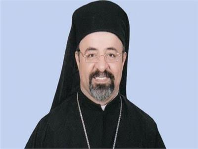 البطريرك الأنبا إبراهيم اسحق بطريرك الإسكندرية للأقباط الكاثوليك
