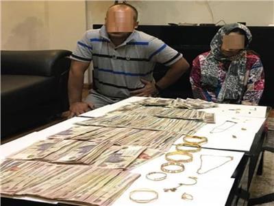 حبس خادمة وزوجها وراء سرقة مسكن بالتجمع الخامس