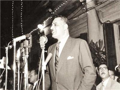 خطاب الرئيس الراحل عبد الناصر في المنشية