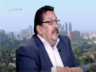 حازم منير رئيس المؤسسة المصرية للتدريب وحقوق الإنسان