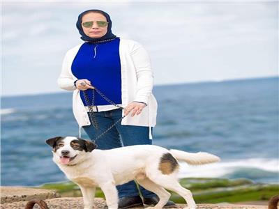 مبادرة إنسانية ترفيهية لتفسيح وإسعاد الكلاب في عرض البحر