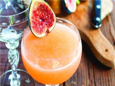 عصير التين البرشومي