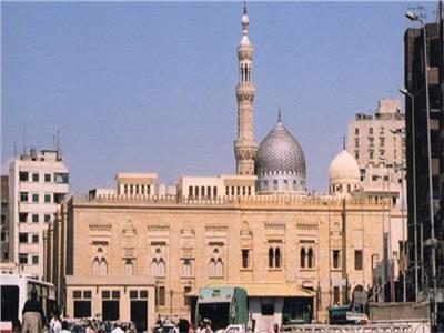 مسجد السيدة زينب بالقاهرة