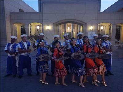 فرقة الإسماعيلية القومية للفنون الشعبية