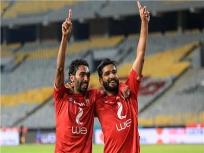 صالح جمعة وحسين الشحات