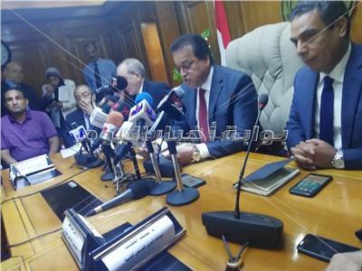 د.خالد عبد الغفار وزير التعليم العالى