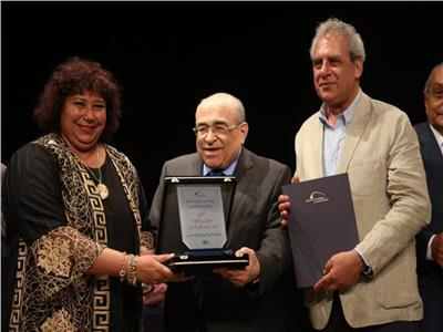 مكتبة الاسكندرية تكرم وزير الثقافة و١١ من المبدعين