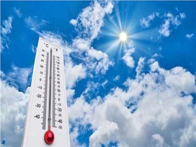 ارتفاع في درجات الحرارة ونسب الرطوبة