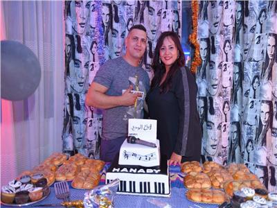 هنادي الجزائرية تحتفل بعيد ميلادها