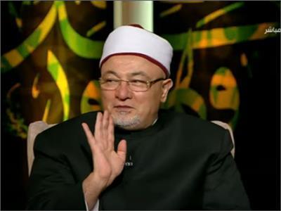 الشيخ خالد الجندي عضو المجلس الأعلى للشؤون الإسلامية