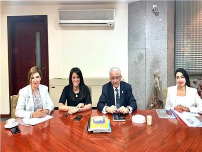 رانيا المشاط وزيرة السياح