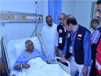 «الصحة» تكشف حالة الحجاج المحتجزين في المستشفيات السعودية