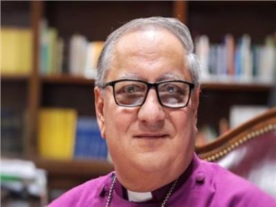 المطران الدكتور منير حنا رئيس الكنيسة الأسقفية بمصر