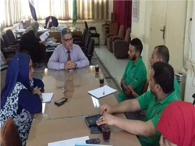 مجدي حسن مدير مديرية التضامن الإجتماعي بالقليوبية