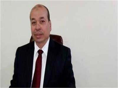 مجدي شلبي رئيس البعثة الرسمية للحج السياحي